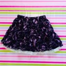 Snidel Violet Black Gyaru Skirt Size S