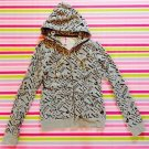 Liz Lisa Doll Gray Hooded Jacket Size S