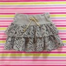 Liz Lisa Doll Gray Mini Skirt Old School Collection Size S