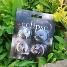 The Twilight Saga Eclipse 4 Pin Set by NECA