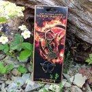 The Hunger Games Mockingjay Part 1 Fire Burns Brighter Bag Clip by NECA