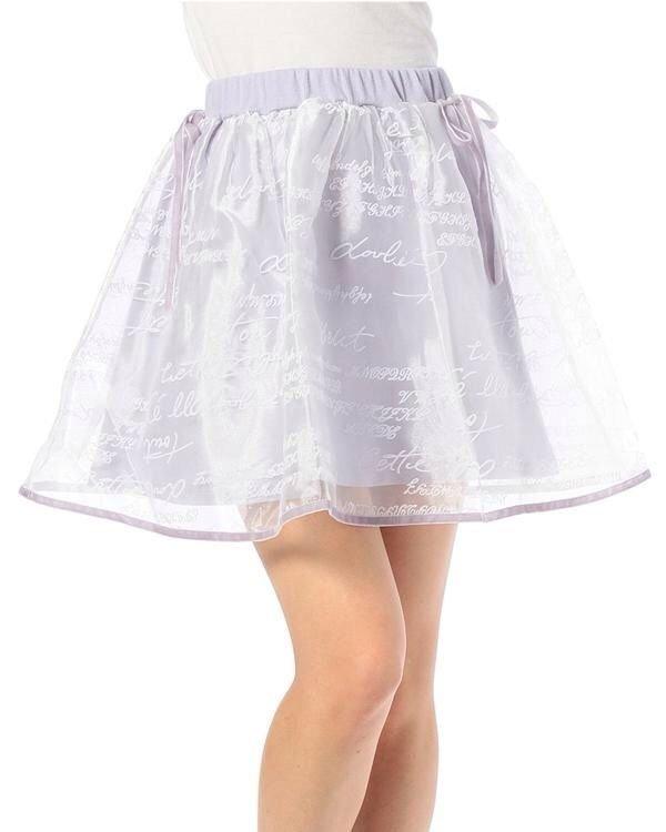 Authentic Liz Lisa Violet Mini Skirt 2015 Collection Shibuya 109 Japan