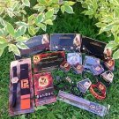 The Hunger Games Catching Fire Authentic NECA Mockingjay Bracelet Watch Cuff