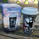 DIVERGENT Tris Distressed Travel Ceramic Coffee Mug Official NECA Merchandise