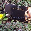 The Hunger Games Catching Fire Coal Charm Bracelet Official NECA Merchandise