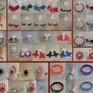 50+ Wholesale Lot Mixed Jewelry Carded Retail Ready Necklaces Bracelets Earrings