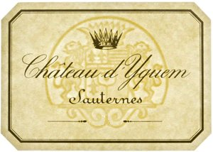 MILLESSIMO Château D'YQUEM SAUTERNES PREMIER GRAND CRU CLASSÉ 2001