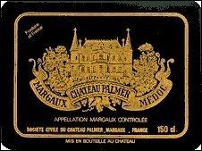 MILLESSIMO Château PALMER MARGAUX GRAND CRU CLASSÉ 1945