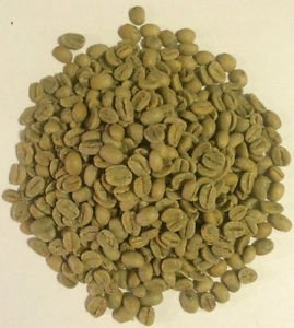 1lb. Green Coffee Beans Organic Mexico