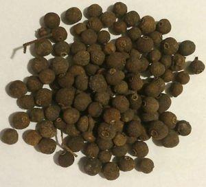 1 oz. Allspice Whole (Pimenta dioica) Organic & Kosher Honduras