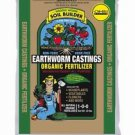 30 Lb. Wiggle Worm Soil Builder Earthworm Castings OMRI Listed Organic Fert.