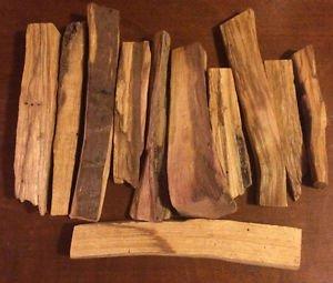 8oz 1/2lb. Palo Santo Incense Sticks (Bursera graveolens) Organic Peru