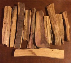 Palo Santo Incense Sticks (Bursera graveolens) 4 oz. Organic Peru