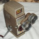 Bell & Howell 8 mm movie camera
