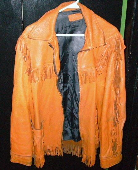 Antique Deer Hide Jacket