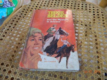 Trixie Belden and the Mystery in Arizona