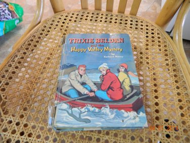"""Trixie Belden and the Happy Valley Mystery"" by Kathryn Kenny"