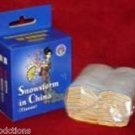 White SNOWSTORM IN CHINA Magic Trick Paper Confetti Tablets Snow 10 Load Set