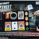 Deluxe ULTIMATE STREET MAGIC KIT 250 Tricks Book Set Beginner Magician Pen Cards