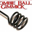 1 BLACK ZOMBIE BALL ROD GIMMICK Magic Trick Metal Magician Floating Prop Extra