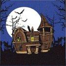 "MAGIC HAUNTED HOUSE 4 SILK SET+ DVD 18"" & 9"" Stage Kid Clown Trick Halloween"