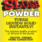 4 OZ INSTANT SUPER SLUSH POWDER JAR Large Joke Magic Trick Add Water Solid Gell
