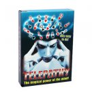 TELEPATHY ESP MIND READING Card Prediction Mental Magic Trick Set Beginner Clear