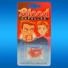 Vampires 4 BLOOD CAPSULES Fake Prank Halloween Joke Gag Pill Set Pack Dracula