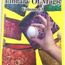 Comedy EGG BAG BOOK Classic Magic Trick Stage Magician Vanishing Booklet Library