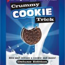 Deluxe CRUMMY COOKIE TRICK KIT Bite Out Oreo Penny Shim Rubber Magnet Magic Set