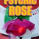 PSYCHIC MAGIC LIGHT UP ROSE Trick Flower Appearing Lite Mental Push Button Red D