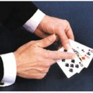 SEVEN IN ONE POCKET CARD TRICKS Bicycle Magic 3 Three Monte Set Mind Reading Gag