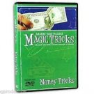 NEW Amazing Magic Money Tricks DVD Close Up Street EZ