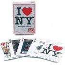 1 BICYCLE I LOVE NY DECK of Playing Cards Poker Game Magic Tricks State New York