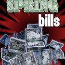Modern MAGIC SPRING MONEY DOLLAR BILLS Trick Bouquet Joke Gag Pops Open Funny