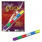 MAGIC COLOR STICK Paddle Move Trick Hot Rod Wand Spots Change Mental Pocket
