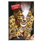 1 DISGUISE STIX FACE PAINT BOOK Learn How To Make Animal Makeup Artist Clown