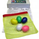 ADAIRS EGG NEST Mesh Net Bag Magic Trick Change Mental Prediction Stage Plastic
