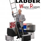 8 FT APPEARING LADDER FROM ANYWHERE Stage Magic Trick Production Rogers Pole Gag