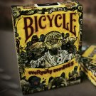 1 BICYCLE EVERYDAY ZOMBIE DECK of Playing Cards Poker Game Magic Trick Monster
