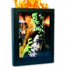HOT FIRE BOOK Lighter Street Magic Tricks Flame Clown Stage Comedy Flaming Prop