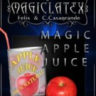 Deluxe MAGIC APPLE JUICE Pro Appearing Latex Rubber Prop Trick Fake Comedy Clown