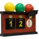 TRAFFIC MATCH Magic Trick Stage Box Colored Balls Mental ESP Mind Stratosphere