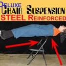DELUXE METAL CHAIR SUSPENSION Floating Girl Illusion Magic Stage Levitating Kid