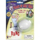 EXPLODING CRACK UP GOLF BALL Trick Prank Joke Golfer Explodes Cloud Smoke Gift