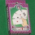 Bridge STRIPPER DECK Street Card Magic Tricks Close Up Beginner Bar Force Box