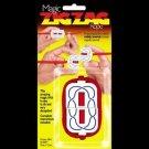 ZIG ZAG ROPE Magic Block Trick Close Up Easy Beginner Restored Severed Pocket