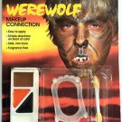 WEREWOLF MAKEUP KIT Fangs Teeth Tip Monster Dog Face Paint Kids Halloween Wolf