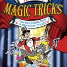 AMAZING MAGIC TRICKS BOOK Learn How to do Beginner Magician Gags Big 128 Pages