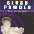SLUSH POWDER BOOK Booklet 25 Magic Tricks Vanish Science Disappearing Liquids